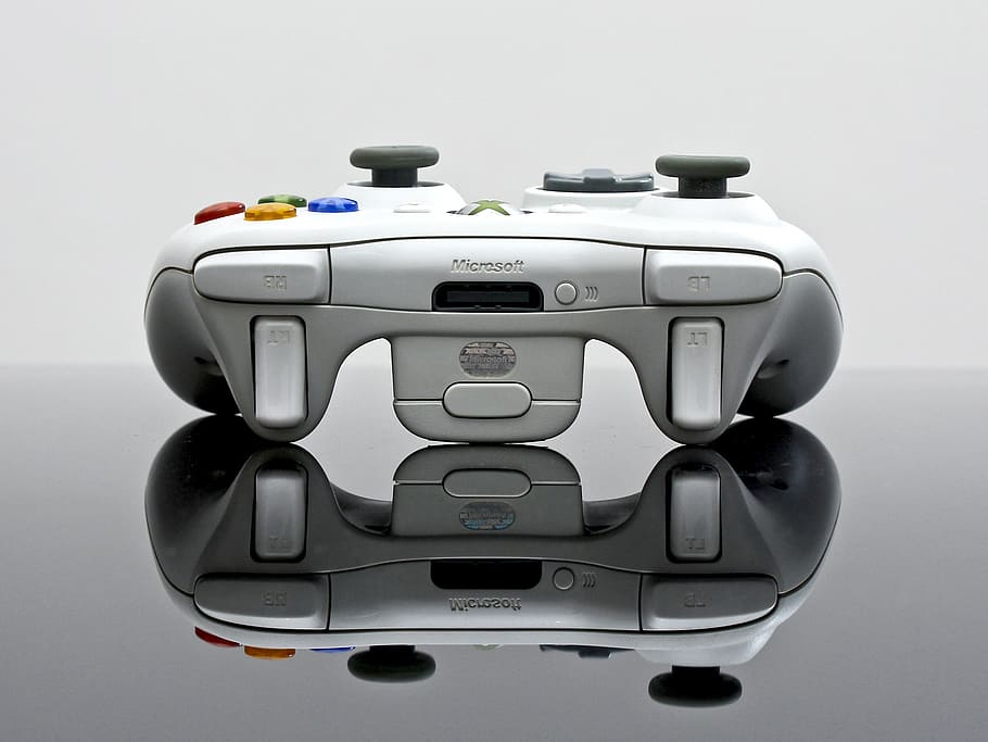 gaming controller xbox