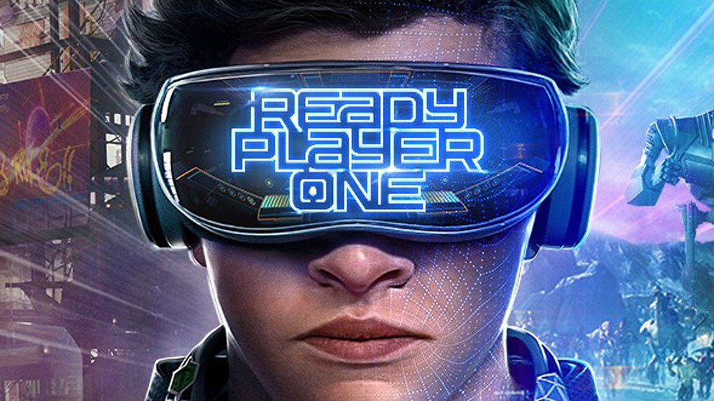 ready player one movie film framtiden furture teknologi gaming