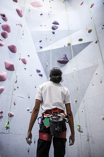rock mountain climbing indoor wall klatrevegg klatring